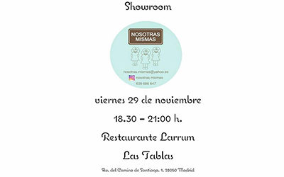 ¡Showroom en Larrun!